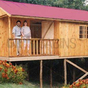 2 Bedroom Cottage 39sqm