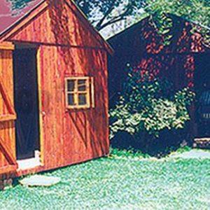 3.6 X 3.6m Cabin