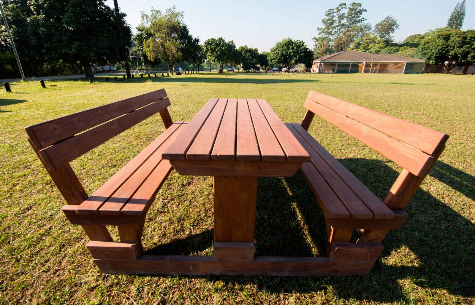 6 Seater Bench