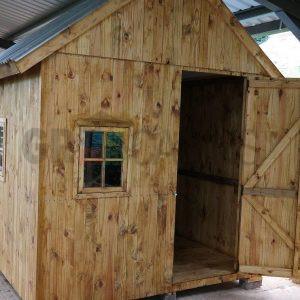 Cabin 2.4m X 3.0m X 2.1m Wh