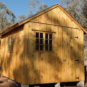 Cabin 3m X3m X2.1m Wh