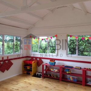 Classroom Inside Painting And Decor By Client