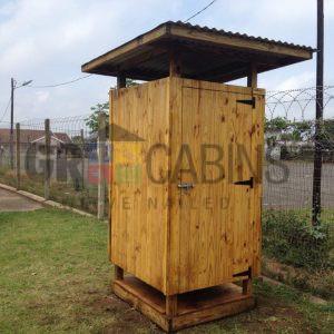 Eshowe Sputum Booths Custom Made For Clinics