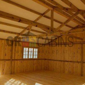 Makabongwe School Classroom 6m X 6m Interior