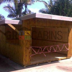 UShaka Marine World Customised Cabin