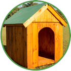 Dog Kennels and Houses